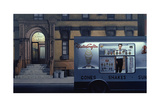 Mr Softee, 1984 Giclee Print by Max Ferguson