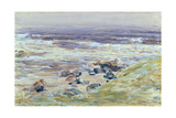 When St. Columba Landed, 1904 Giclee Print by William McTaggart