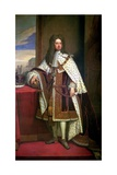 King George I Giclee Print by Sir Godfrey Kneller