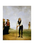 Mr. Hope of Amsterdam, 1792 Giclee Print by Jacques Henri Sablet