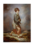 Crazy Kate, 1794-1803 Giclee Print by Thomas Barker of Bath