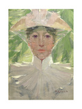 The New Bonnet, c.1893-94 Giclee Print by David Gauld
