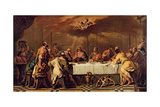 The Last Supper Giclee Print by Francesco Fontebasso
