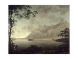View of Derwentwater Giclee Print by Anthony Devis
