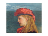 By the Sea Giclee Print by George Frederick Watts