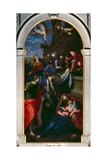 The Deposition of Christ Giclee Print by  Palma Il Giovane