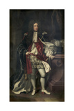 Prince George of Denmark (1653-1708) Giclee Print by Michael Dahl