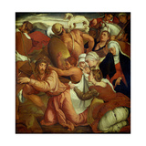 Christ and Veronica Giclee Print by Jacopo Bassano