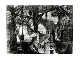 Imaginary Prison Giclee Print by Giovanni Battista Piranesi