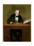 Sir Walter Scott Giclee Print by Sir John Watson Gordon
