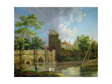 Layerthorpe Postern, York, c.1769 Giclee Print by Michael Rooker