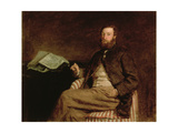 Portrait of W. Campbell Esq. Giclee Print by William McTaggart