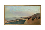 View of Odessa Giclee Print by Rudolph von Alt