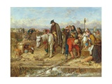 The Last of the Clan, 1865 Giclee Print by Thomas Faed