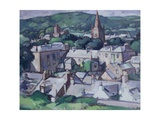 Kirkcudbright Giclee Print by Samuel John Peploe