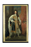 Portrait of King William III (1650-1702) Giclee Print by Sir Godfrey Kneller