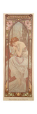 The Times of the Day: Night's Rest, 1899 Giclee Print by Alphonse Marie Mucha