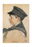 Archie, 1909 Giclee Print by William Strang