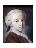 Portrait of a Boy, 1726 Giclee Print by Rosalba Giovanna Carriera