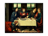 Christ in the House of Simon the Pharisee Giclee Print by Dirck Bouts