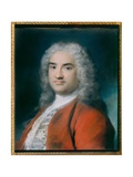 Portrait of a Gentleman, 1730 Giclee Print by Rosalba Giovanna Carriera