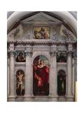 Polyptych Giclee Print by Jacopo Palma