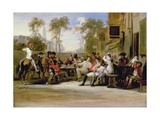 Chelsea Pensioners, 1836 Giclee Print by William 'Crimea' Simpson