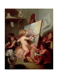 Painting Giclee Print by Angelica Kauffmann