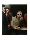 The Four Friends Giclee Print by George Romney