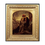 Lover's Tryst Giclee Print by Sir Joseph Noel Paton
