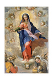 Immaculate Conception, c.1575 Giclee Print by Federico Fiori Barocci or Baroccio