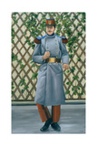 Marcel Proust in the Infantry at Orleans, 1889-90, 2007 Giclee Print by Peter Breeden