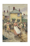 Among the Missing, 1884 Giclee Print by Walter Langley
