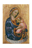 Madonna and Child Giclee Print by Jacobello Del Fiore