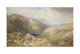 Glencoe Giclee Print by Thomas Miles II Richardson