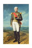 Achille (1795-1878) Count Baraguay D'Hilliers, 1857 Giclee Print by Charles-Philippe Lariviere