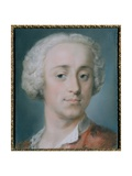Portrait of Giambattista Sartori, 1737 Giclee Print by Rosalba Giovanna Carriera