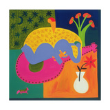 The First Days of Joaquin, 1997 Giclee Print by Cristina Rodriguez