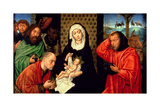 The Adoration of the Magi Giclee Print by Hugo van der Goes