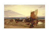 Fresh Herring, 1901 Giclee Print by David Farquharson