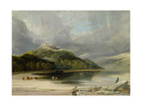 Inverary Giclee Print by Anthony Vandyke Copley Fielding