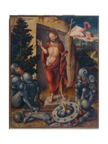 Christ Arisen Giclee Print by Lucas Cranach the Younger
