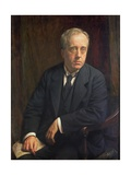 Portrait of Gustav Holst, 1923 Giclee Print by Bernard Munns