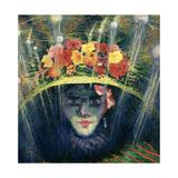 Modern Idol, 1911 Giclee Print by Umberto Boccioni