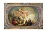 The Sacrifice of Iphigenia Giclee Print by Francesco Fontebasso