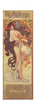 The Seasons: Autumn, 1897 Giclee Print by Alphonse Mucha