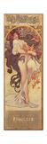 The Seasons: Autumn, 1897 Lámina giclée por Alphonse Mucha