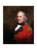 Portrait of Major Alexander Stewart Giclee Print by Sir Henry Raeburn