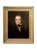 Portrait of Sir Walter Scott (1771-1832) Giclee Print by Sir Henry Raeburn