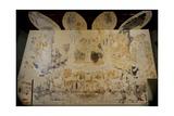 Jomfruens kroning Giclée-tryk af Ridolfo di Arpo Guariento